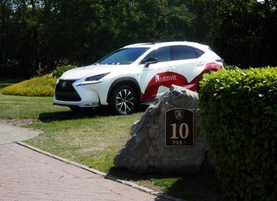 Lexus at 2015 Heritage Golf Classic